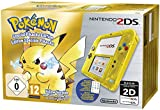 Nintendo 2DS Konsole inkl. Pokemon Gelbe Edition - Gelb Transparent