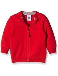 Petit Bateau Bolivia - Sweat-shirt - Uni - Col ras du cou - Manches longues - Bébé garçon