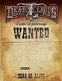 Jeu de Rôle : Deadlands Reloaded : Dossier de personnage