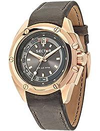 Sector Herren Uhrenbeweger Collection 950 Leder braun R3251581002