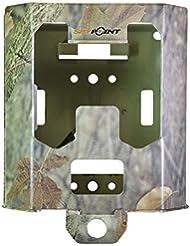 Spypoint 200caméras avec 42LEDs (SB Boîtier métal avec accessoires et antenne solaire) Wild Caméra de surveillance, camouflage, S