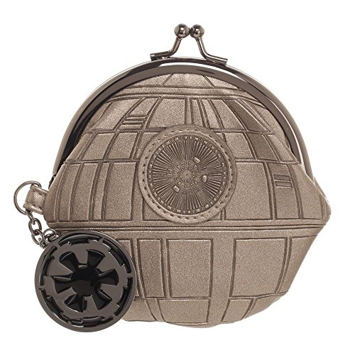 Rogue One Death Star Kiss Lock Coin Pouch Standard