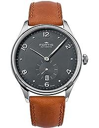 Fortis Terrestris Hedonist 901.20.11.L.08 Reloj Automático para hombres Clásico & sencillo