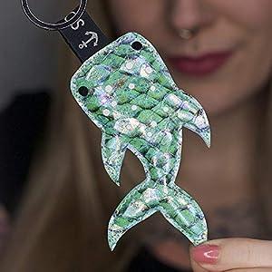 *Rainbow Whale*- Wal Schlüsselanhänger | Anhänger | Keyholder | Key Pendant