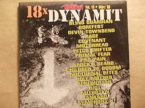 G-snake Audio (Rock Hard Dynamit Vol. 10 (März 1998))