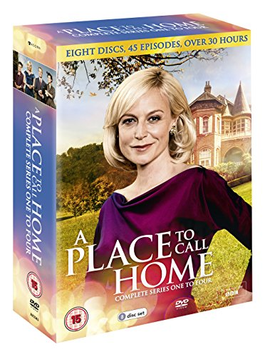 A Place to Call Home - Series 1-4 [DVD] [Reino Unido]