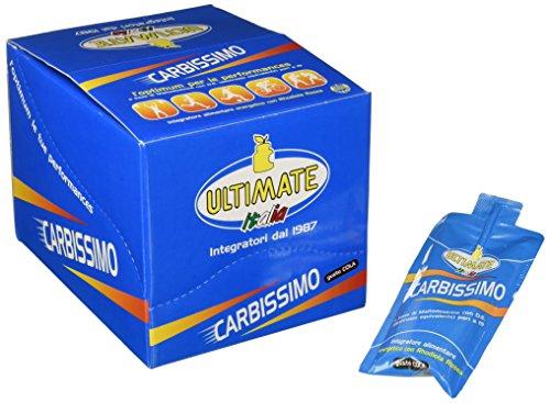 Ultimate Italia Carbissimo Mix Energetico Potenziato con Estratto di Rhodiola Rosea - 24 Bustine Monodose - 51GBEhvGMCL