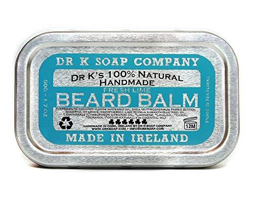 DR K Soap Company Beard Balm Lemon \'n Lime 50 g