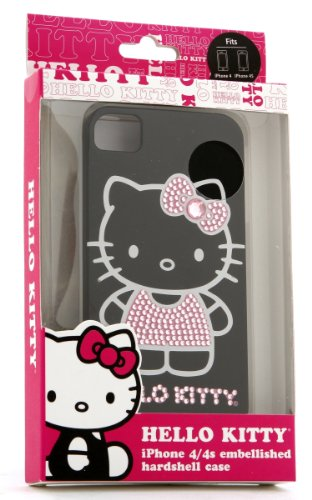 Handy Case Cover Hello Kitty Flex iPhone 4 Hülle, Bling, N/A, einfarbig