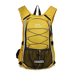 Minetom Ultra Ligero 12L Mochilas Impermeable Viaje Morral Deporte Sport Multifunción Bolsa Plegable Trekking Viajes…