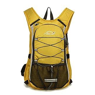 Minetom Ultra Ligero 12L Mochilas Impermeable Viaje Morral Deporte Sport Multifunción Bolsa Plegable Trekking Viajes