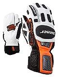Ziener GS Technik Lobster Race Handschuhe (Poison-orange), 9