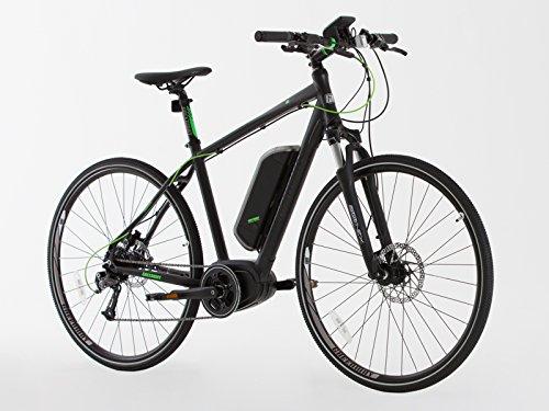 Greenway elettrico Croce.City Bike 700C, Samsung Celle