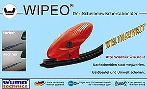 Wipeo Scheibenwischer-Nachschneider