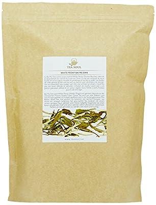 TEA SOUL Peony Bai Mu Dan Thé Blanc 250 g