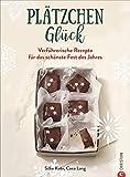 Weihnachtsbäckerei: Das Weihnachtsbuch mit klassischen Rezepten zum Plätzchen backen. Kekse und Punsch dürfen an Weihnachten nicht fehlen.