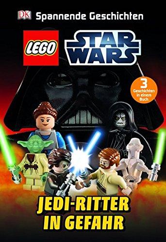 LEGO® Star WarsTM Jedi-Ritter in Gefahr: Spannende Geschichten - Jedi Viel Star Lego Wars