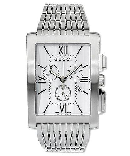 Gucci Men'S Ya086310 8600 Series Watch