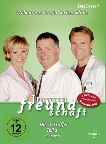 Staffel 11, Teil 2 (5 DVDs)