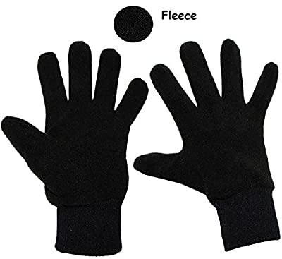alles-meine.de GmbH Sehr Weiche _ Fleece Fingerhandschuhe - Schwarz - Größen: 3 Jahre bis Erwa.. von alles-meine.de GmbH auf Outdoor Shop