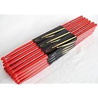 1 Paar Drumsticks 5A Rot