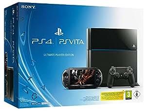 Console Playstation Vita Wifi + Console PlayStation 4