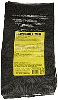 Metropolitan Tea 200 Count Pyramid Shaped Teabags, Sunshine Lemon