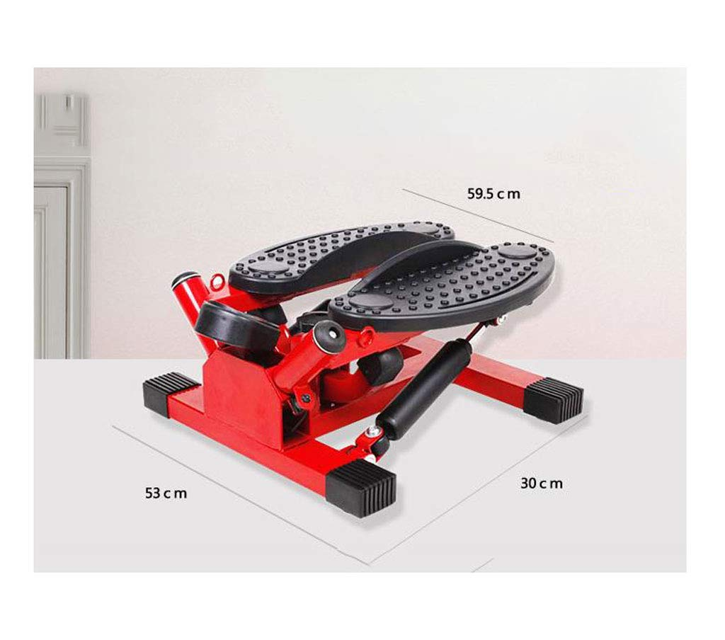 51GBKSr6bmL - LY-01 Steppers Stepper,Mini Hydraulic Mute Stovepipe Thin Waist Machine Weight Loss Pedal Machine