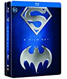 Batman Superman Anthology – 9 Film Set (limitierte Tin-Box Edition)[Blu-ray] [Limited Edition] Import, Deutsche Syncronisation