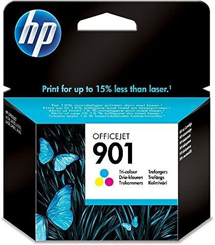 HP 901 Farbe Original Druckerpatrone für HP Officejet
