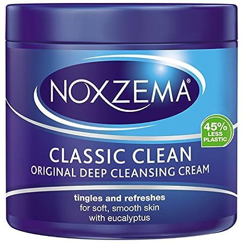 Noxzema Les originaux profondes 12OZ Crème démaquillante (340G)