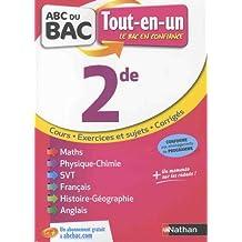 ABC du BAC Tout-en-un 2de
