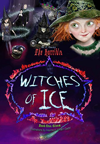 The Horrible Witches of Ice (English Edition)