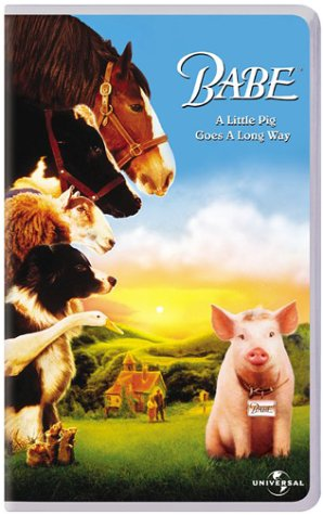 Preisvergleich Produktbild Babe [VHS]
