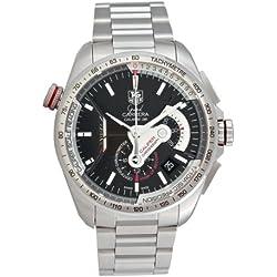 TAG Heuer CAV5115.BA0902 Grand Carrera - Reloj cronógrafo automático