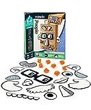 Box Props People, crea la tua faccia preferita con materiali di recupero e con Makedo – giocattolo creativo