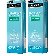 Neutrogena Hydro Boost Contour - Cuidado de los Ojos al Despertarse - Tubo de 15 ml