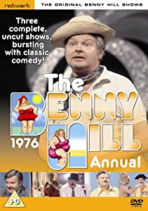 The Benny Hill Show - 1976 [DVD]