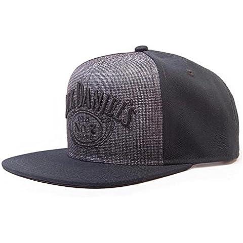 Jack Daniels Cap Daniel' s Old No. 7Brand Logo Snapback Berretto Berretto Logo tappo