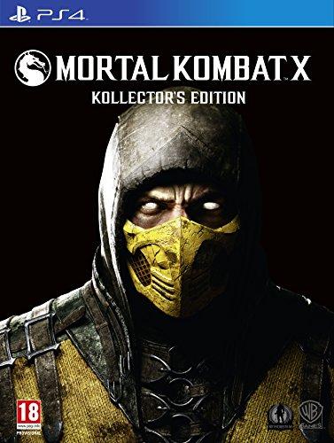 MORTAL KOMBAT X COLLECTORS EDITION UK (Xbox 360-spiele Mortal Kombat X)