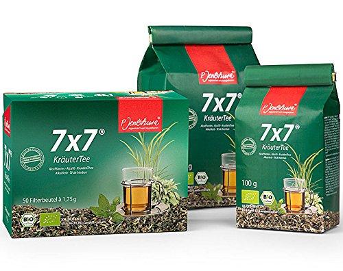 7×7 Kräutertee Bio von P. Jentschura Tee