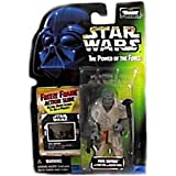 Star Wars Action Figur 69863 - Pote Snitkin mit Force Pike und Blaster Pistole (inkl. Freeze Frame Action Slide)