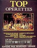 Partition : Top operettes...