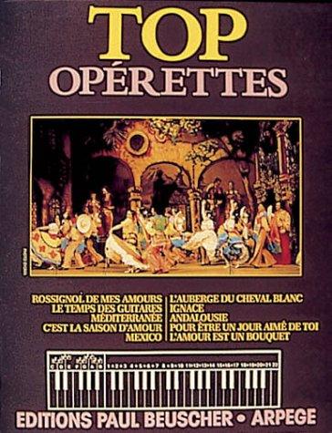 Partition : Top operettes
