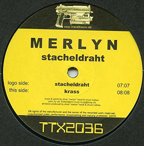 Stacheldraht/Krass [Vinyl Single]