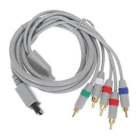Replacement Nintendo Wii / Wii U HD Component AV