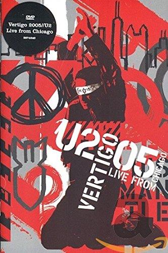 Usato, U2 - Vertigo live from Chicago usato  Spedito ovunque in Italia
