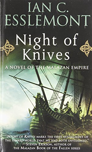 Night of Knives: A Novel of the Malazan Empire (Malazan Empire Novels (Unnumbered))