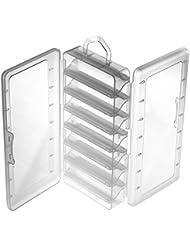 Plastilys - Caja para señuelos doble
