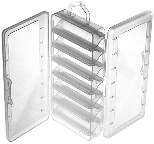 Plastilys - scatola per esche artificiali, doppia